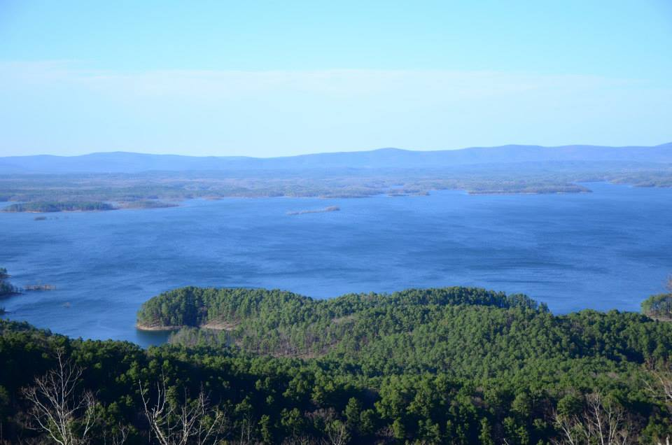 Lake Ouachita Vista Trail