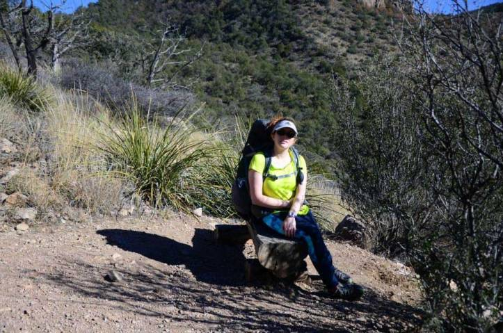 What it takes to keep pushing to the summit when hiking, backpacking, or trekking.