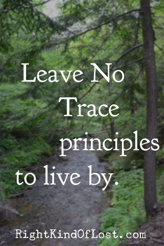 How to lower your impact and be a better steward of the wilderness by following Leave No Trace principles and preserve the wild for everyone.