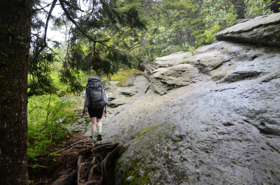 How to compromise your hiking pace with your hiking partner so you don't both end up wanting to kill each other.