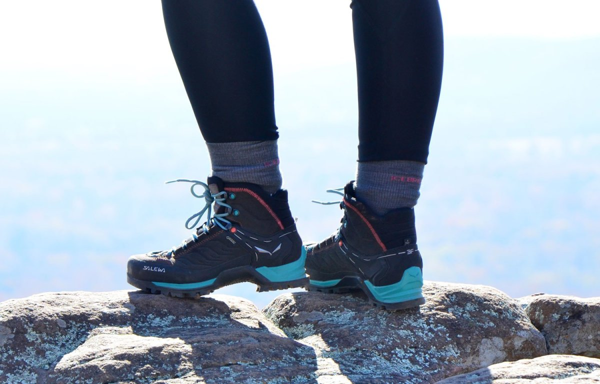 SALEWA Mountain Trainer boots review – a tough and durable boot with a great fit that is designed for hiking on multiple type of terrains.