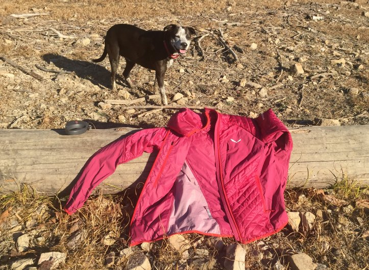 SALEWA Ortles Hybrid Jacket review – a lightweight and warm jacket made for you to move in during cold, wet, and/or windy conditions.