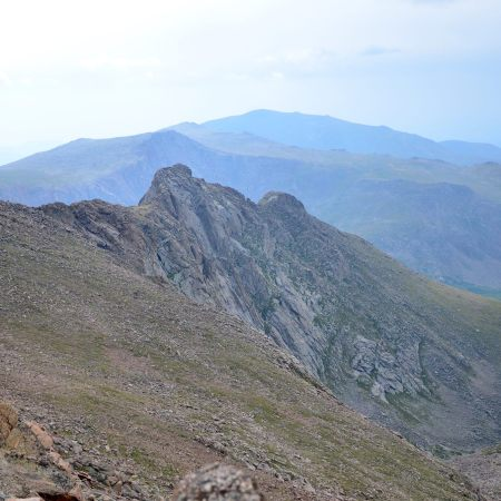 Hiking Mt. Bierstadt - an greater beginner 14er for those who want to start bagging the peaks