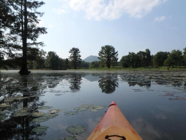 Arkansas Water Trails are a great way to experience the state