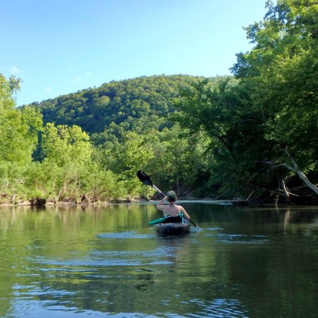 Caddo River Float – a great fun float