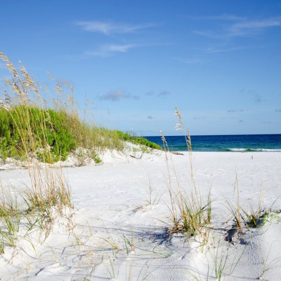 Gulf Islands National Seashore is a wonderful place for a beach trip without the hustle and bustle of beach towns and people