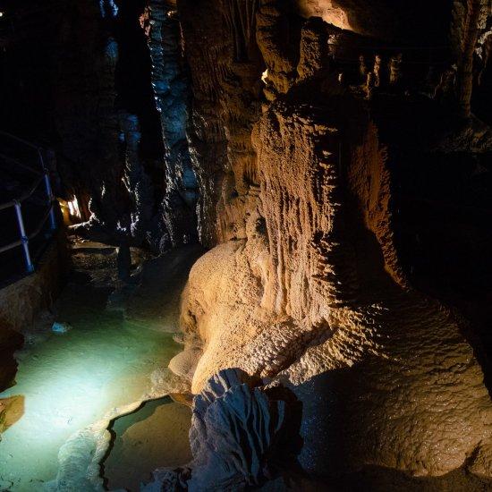 Blanchard Springs Caverns, Ozark National Forest, Arkansas