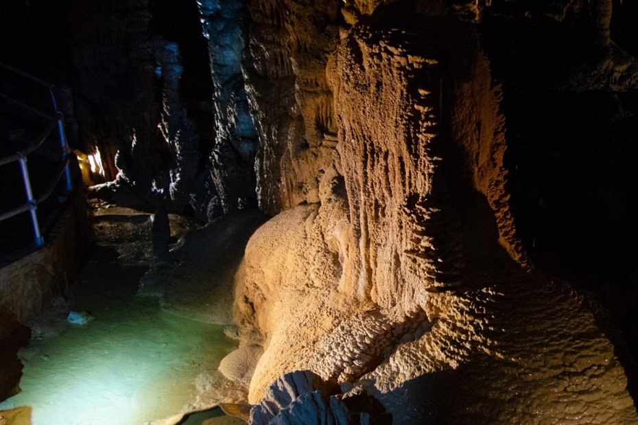 Blanchard Springs Caverns, Ozark National Forest, Arkansas