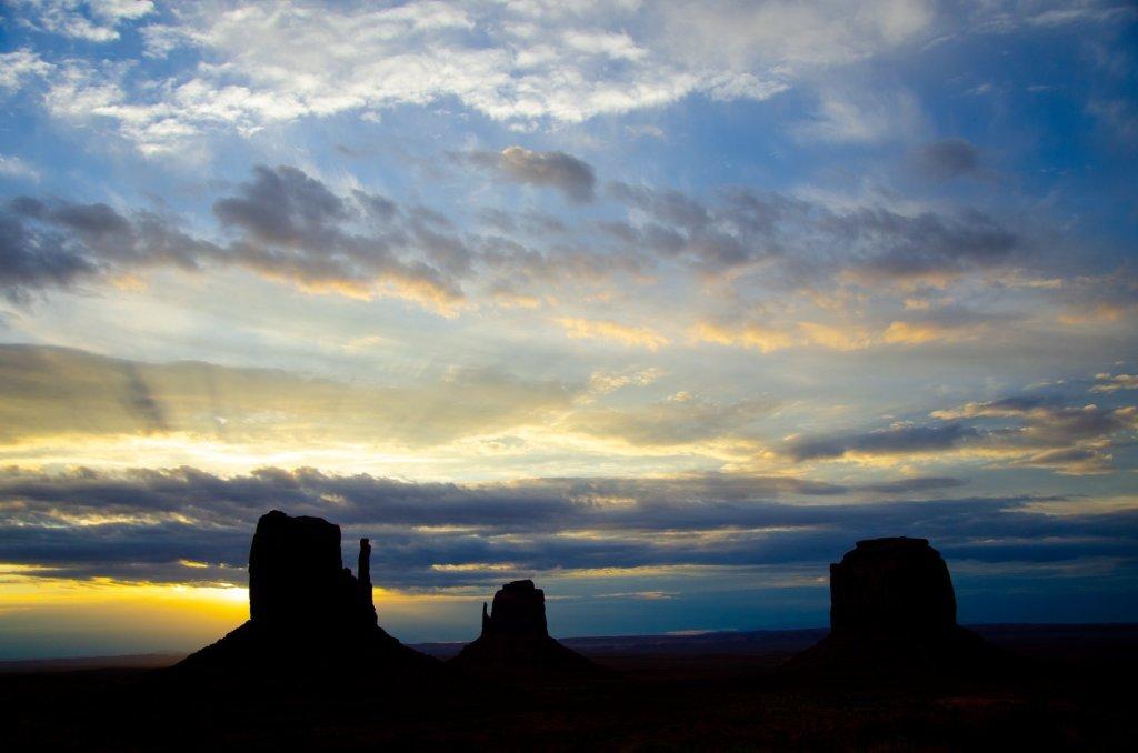 Exploring Monument Valley Navajo Tribal Park