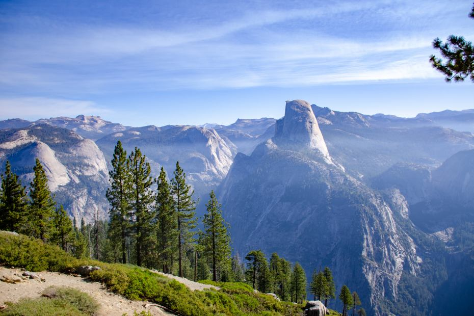 One Day in Yosemite National Park