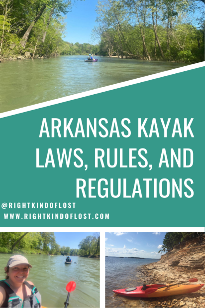 Do you know the rules of the waterways? These Arkansas kayak, canoe, and paddleboard laws, rules, and regulations, are in place to protect you, others, and the waterways we love.
