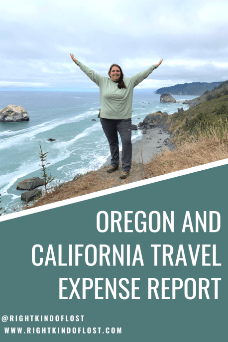 Budget Road Trip – my comprehensive expense report from my 11-day road trip from Arkansas to Oregon and Northern California national parks.