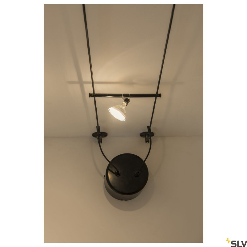 slv transformer for tenseo low voltage cable system black 210va 138990