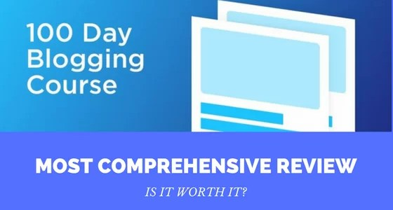 The 100 Day Blogging Course by DigitalDeepak Review