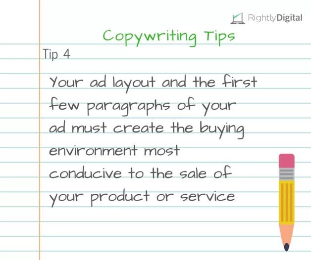 Copywriting Tips 4