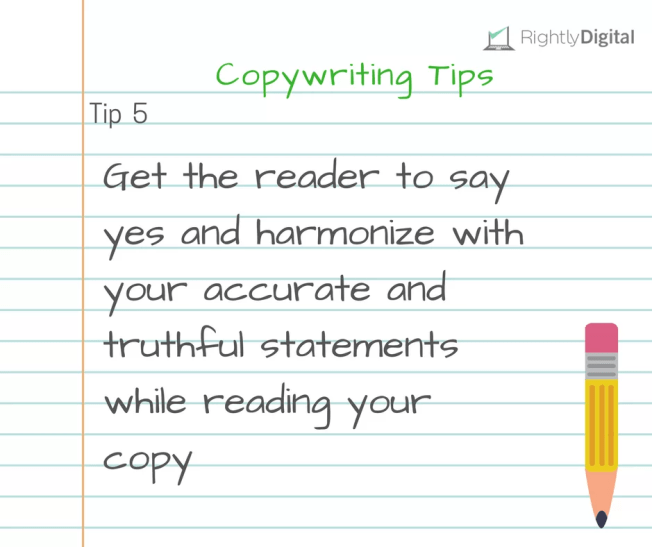 Copywriting Tips 5