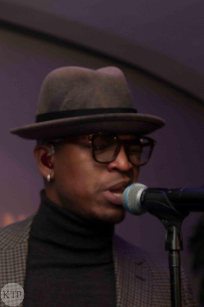 Ne-Yo Shows Off At Private Concert For Lincoln Motors