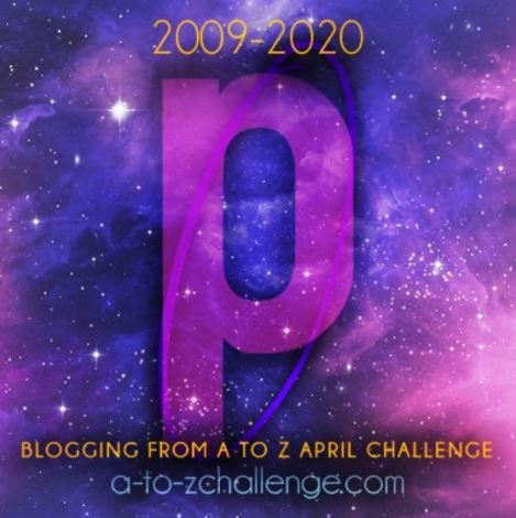 Image represents p - permalink as a part of the #AtoZchallenge