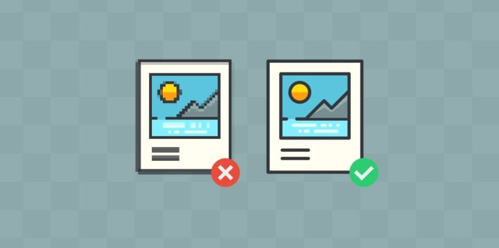 Display is an example of an optimized image