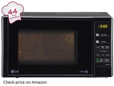Picture of LG 20 L Solo Microwave oven - MS2043DB. Click to check the product on Amazon.in