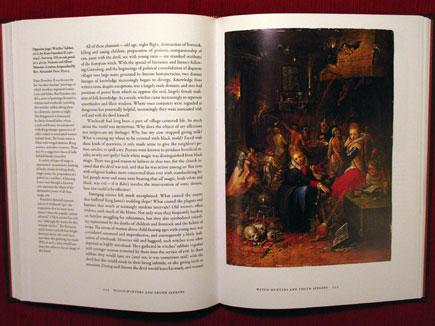 1616, spread with Francken image