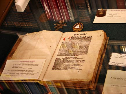 vocabularium reurm, a printed book from 1495