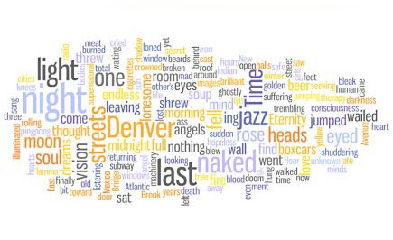 howling wordle by allen ginsberg