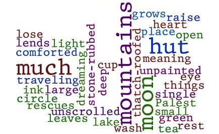 recalling a sung dynasty wordle by jane hirshfield