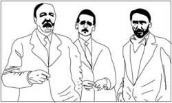 ford madox ford, james joyce, and ezra pound