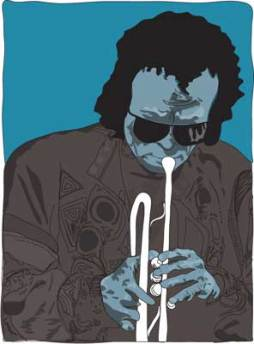 miles davis, by thomas christensen