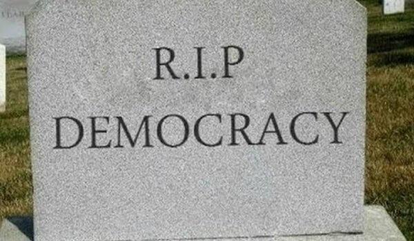 Prediction: Goodbye Democracy, Hello Technocracy