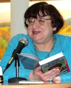 Natella Boltyanskaya remembers Valeriya Novodvorskaya, who would have been 70 on 17 May 2020