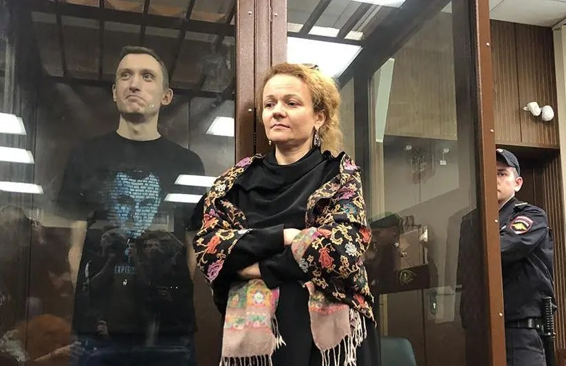 Read more about the article Quote for the Week. Natalia Zviagina: 'Konstantin Kotov is a prisoner of conscience, he must be acquitted and freed.'
