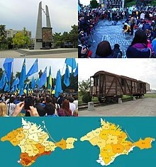 Read more about the article Remember the Date: Deportation of the Crimean Tatars on 18 May 1944