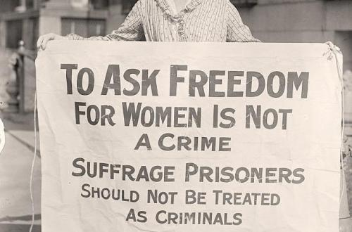 The Battle That Led to the Voting Rights of Women in the United Kingdom