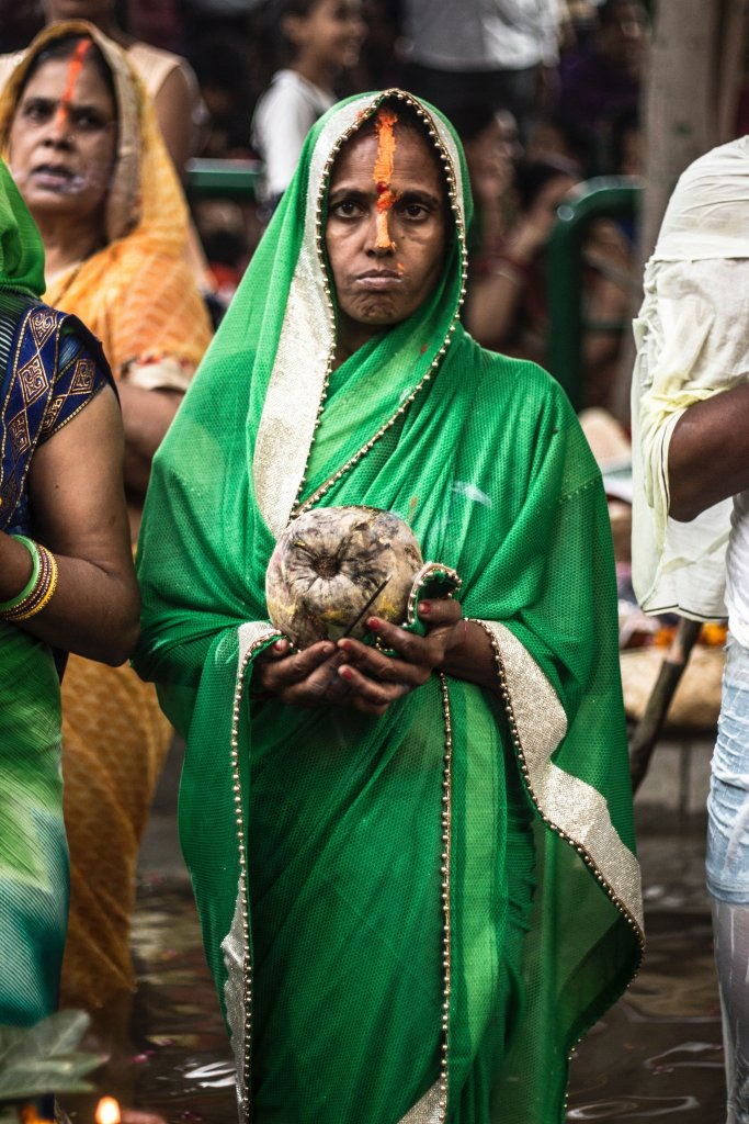 Women in India fast for their husbands and children