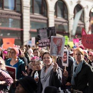 Decline in Women's Political Empowerment