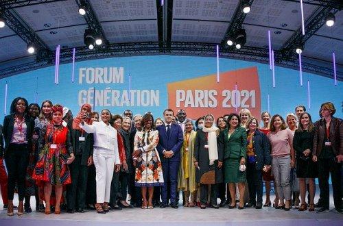 Generation Equality Forum 2021