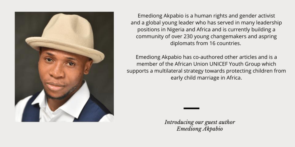 Emediong Alfred Akpabio