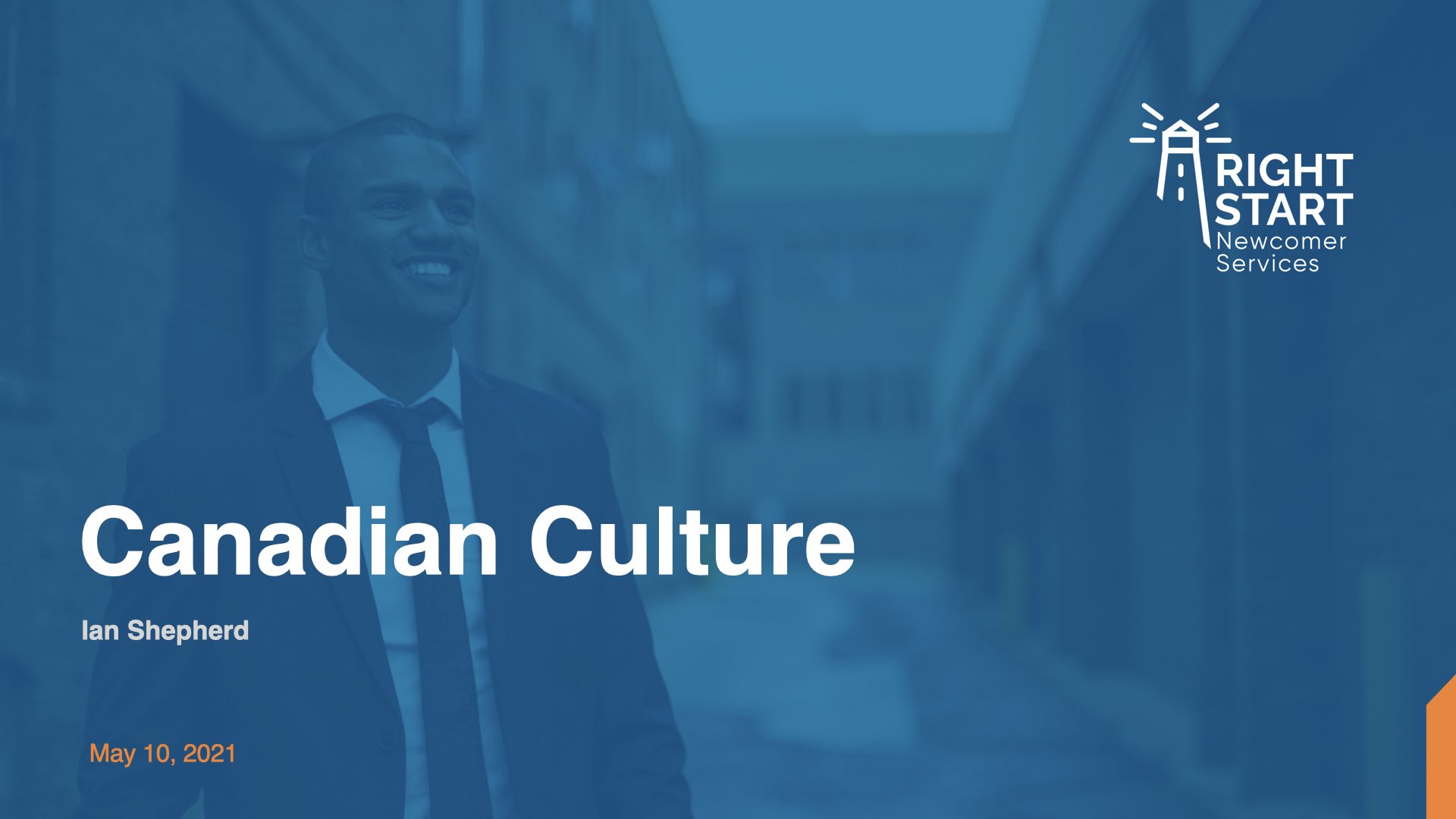 Learn Canadian English - Canadian Culture slides