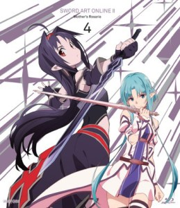Sword Art Online II Set 4 Limited Edition Blu ray