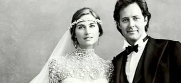 Lauren Bush's Custom Wedding Dress Revealed   RTM ...