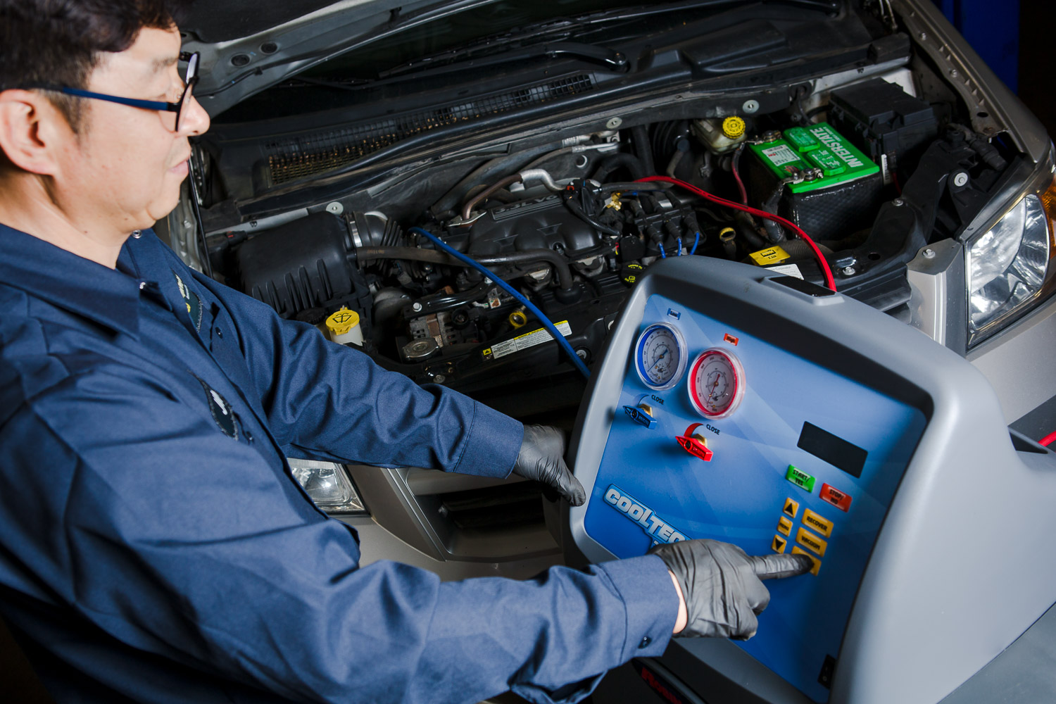 Air Conditioning Repair In Hamilton Right Way Auto Repair