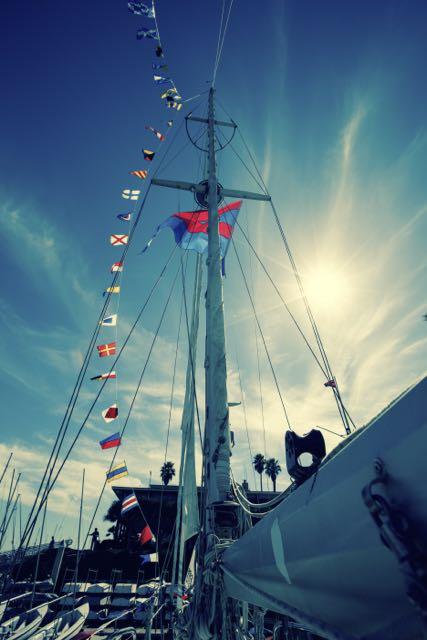 Kandu's Mast