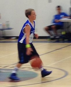 Bryce as point guard