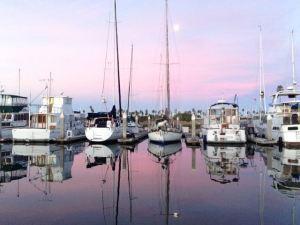 Ventura Marina dawns