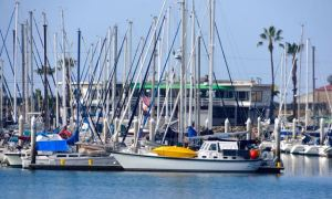 '8 Crazy Nights' at the Oceanside Yacht Club