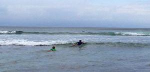 Surfing Punta Mita