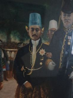 Were Indonesian Sultans the inspiration for Spock?