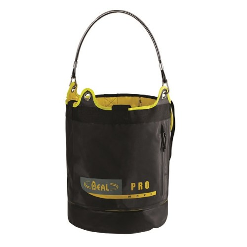 Beal Genius Bucket tool bag | Beal work at height & rope access equipment